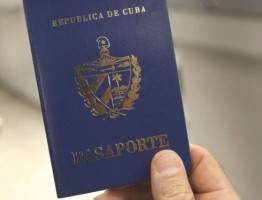 pasaporte cubano