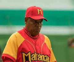 Víctor Mesa Martínez, director equipo de béisbol de Matanzas