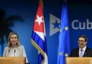 Cierran acuerdo de diálogo político y de cooperación entre la Unión Europea y Cuba.