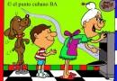 Los cinco novios de Cuba.