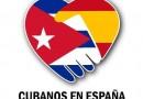 Por una Jubilación Digna se reúnen cubanos de España en Madrid.
