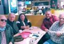 Los coordinadores de «Cubanos en España por una jubilación Digna» preparan su segundo encuentro de Madrid.