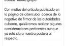 «Cubanos en España por una Jubilación Digna»cuestionan , hoy, la trayectoria quedan los medios de prensa a un informe de El Defensor del Pueblo Español.